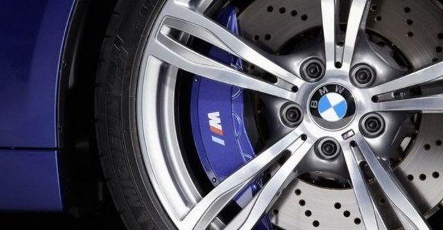 2013 BMW 5-Series Sedan M5  第6張相片