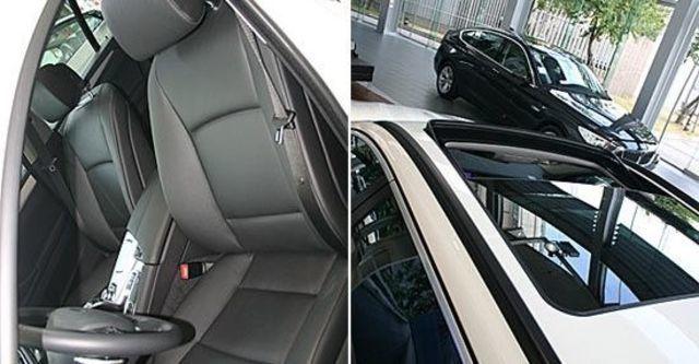 2013 BMW 5-Series Touring 520d  第12張相片
