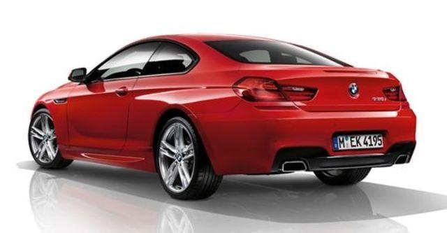 2013 BMW 6-Series Coupe 650i  第10張相片