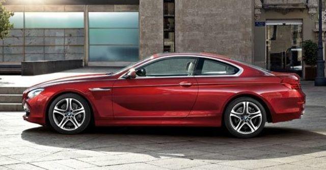 2013 BMW 6-Series Coupe 650i  第11張相片