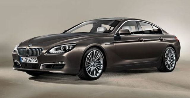 2013 BMW 6-Series Gran Coupe 650i  第2張相片