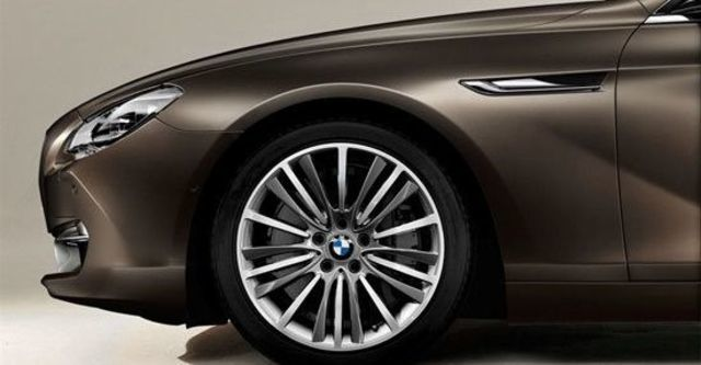 2013 BMW 6-Series Gran Coupe 650i  第3張相片