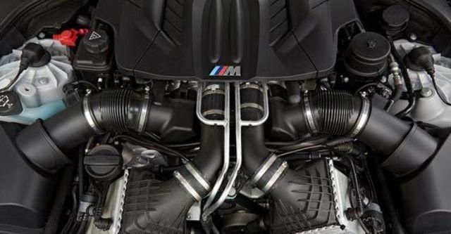 2013 BMW 6-Series Gran Coupe M6  第3張相片