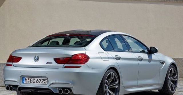 2013 BMW 6-Series Gran Coupe M6  第10張相片