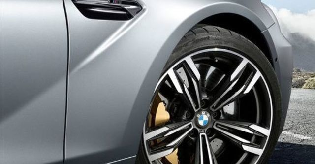 2013 BMW 6-Series Gran Coupe M6  第11張相片