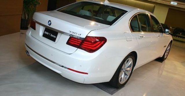 2013 BMW 7-Series 730d  第3張相片