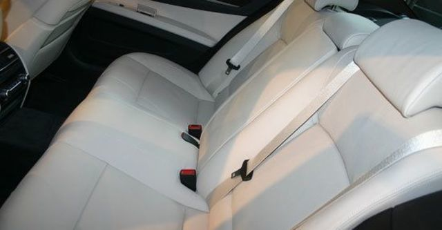 2013 BMW 7-Series 730d  第5張相片