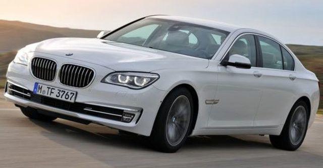 2013 BMW 7-Series 730i  第2張相片