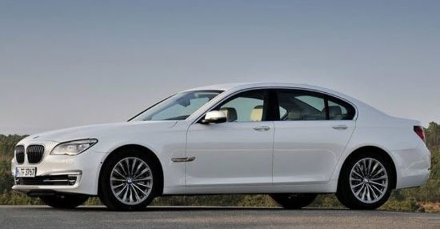 2013 BMW 7-Series 740i  第1張相片
