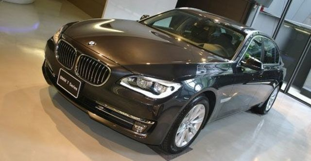 2013 BMW 7-Series 740Li  第1張相片