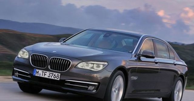 2013 BMW 7-Series 750Li  第1張相片