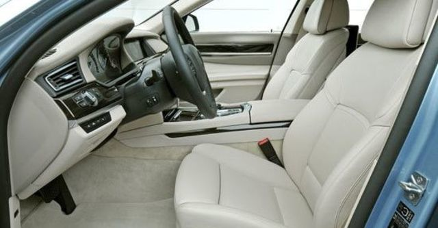 2013 BMW 7-Series 750Li  第4張相片