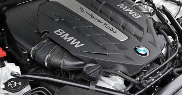 2013 BMW 7-Series 750Li  第5張相片
