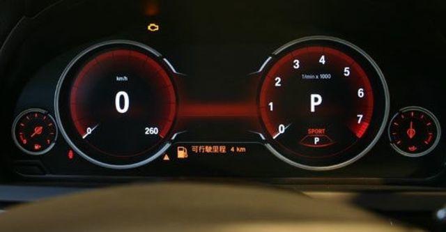 2013 BMW 7-Series 750Li  第10張相片