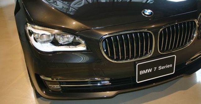 2013 BMW 7-Series 750Li  第11張相片