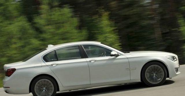 2013 BMW 7-Series 760Li  第1張相片