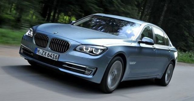 2013 BMW 7-Series ActiveHybrid 7L  第2張相片