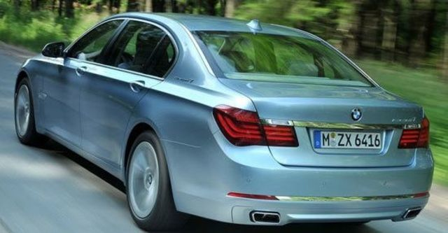 2013 BMW 7-Series ActiveHybrid 7L  第3張相片
