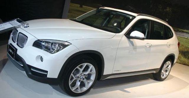 2013 BMW X1 sDrive18i xLine  第1張相片