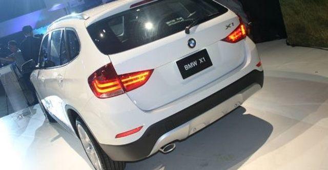2013 BMW X1 sDrive18i xLine  第11張相片