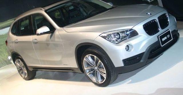 2013 BMW X1 sDrive20d xLine  第1張相片
