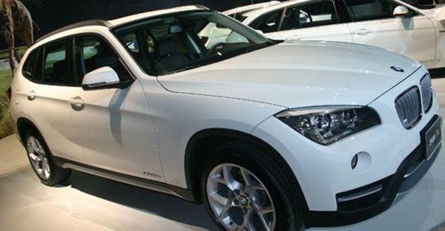 2013 BMW X1 sDrive20i Sport Line  第1張相片
