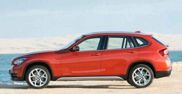 2013 BMW X1 sDrive20i Sport Line  第9張相片