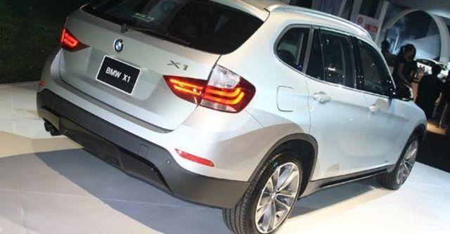 2013 BMW X1 sDrive20i Sport Line  第11張相片