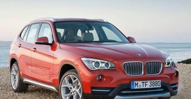 2013 BMW X1 xDrive25d Sport Line  第1張相片