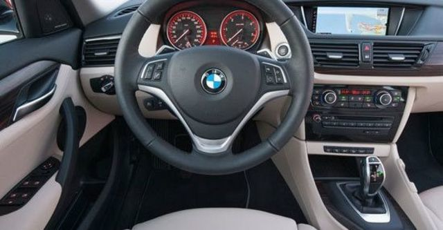 2013 BMW X1 xDrive25d Sport Line  第4張相片