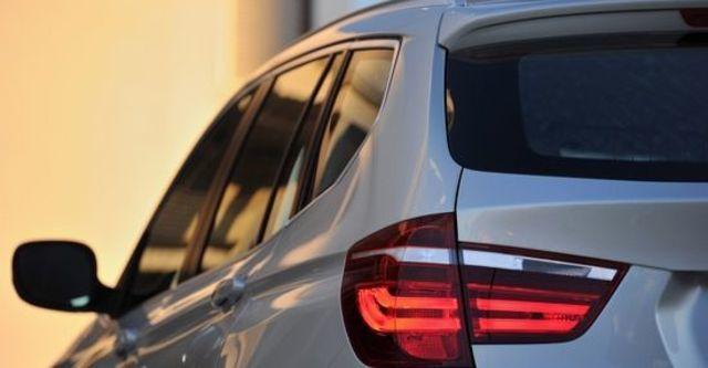 2013 BMW X3 sDrive18d  第5張相片