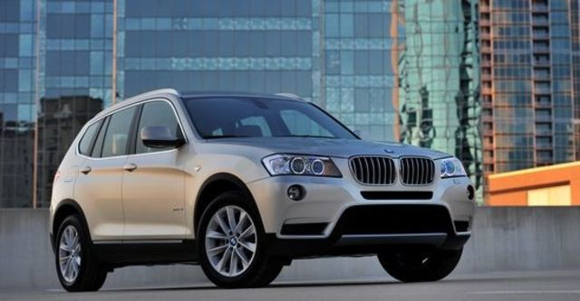 2013 BMW X3 xDrive20d  第2張相片