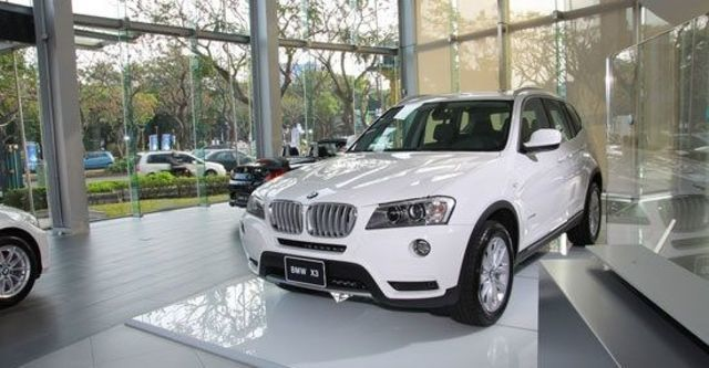2013 BMW X3 xDrive28i  第1張相片