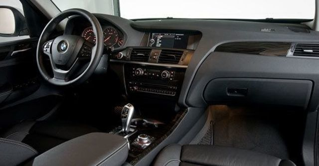 2013 BMW X3 xDrive28i  第7張相片