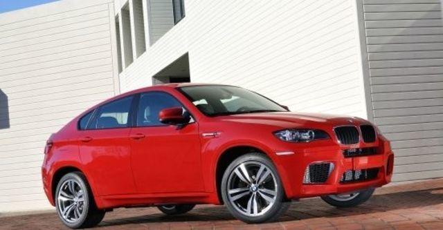 2013 BMW X6 M 4.4  第1張相片