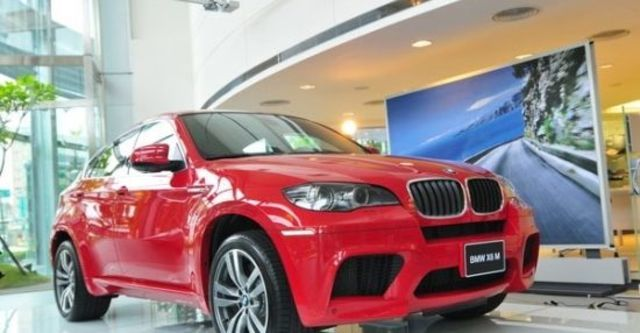 2013 BMW X6 M 4.4  第3張相片
