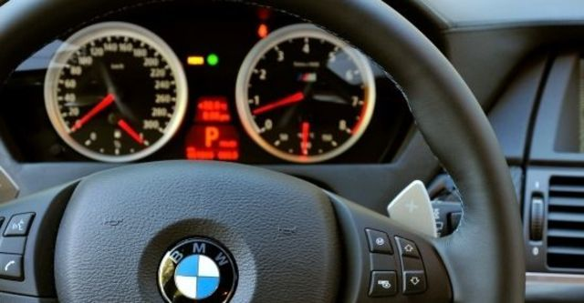 2013 BMW X6 M 4.4  第9張相片