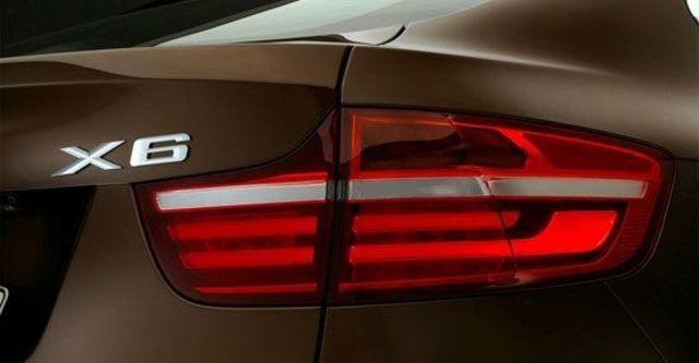 2013 BMW X6 xDrive35i  第9張相片
