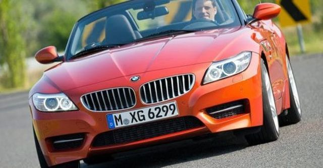 2013 BMW Z4 sDrive28i M Sport Package  第1張相片