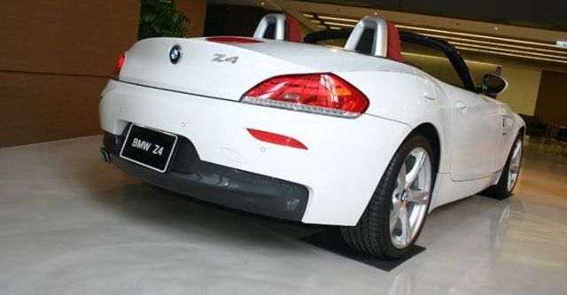 2013 BMW Z4 sDrive28i M Sport Package  第3張相片