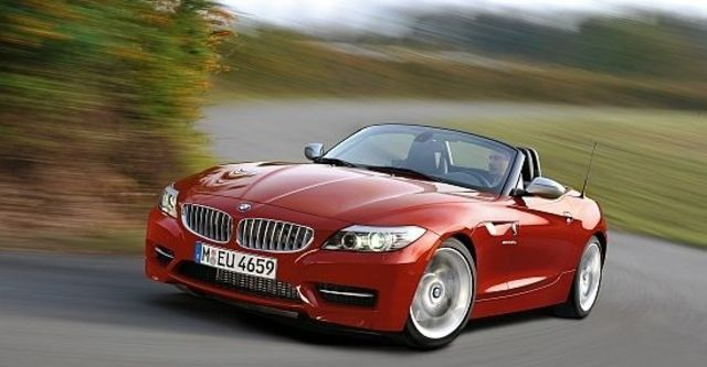 2013 BMW Z4 sDrive35is M Sports Package  第2張相片