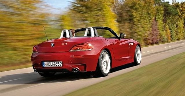 2013 BMW Z4 sDrive35is M Sports Package  第3張相片