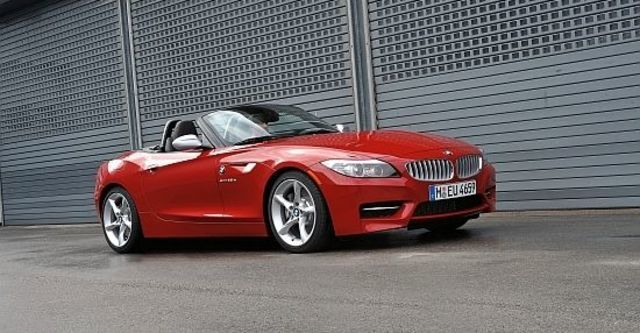 2013 BMW Z4 sDrive35is M Sports Package  第5張相片