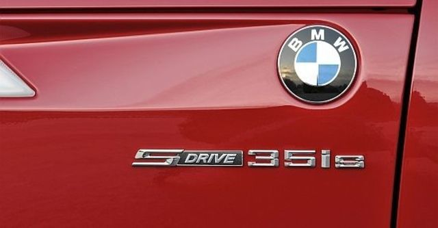 2013 BMW Z4 sDrive35is M Sports Package  第6張相片