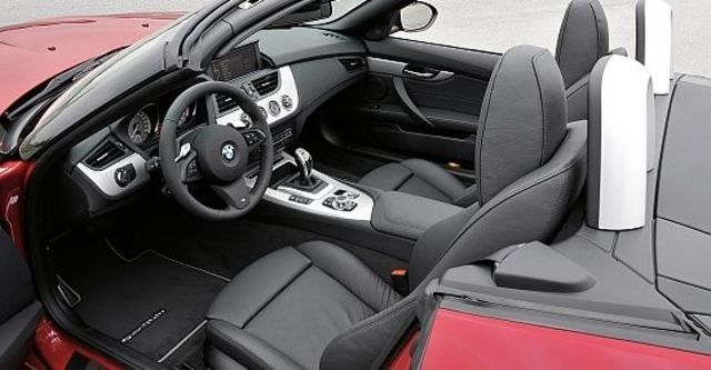 2013 BMW Z4 sDrive35is M Sports Package  第10張相片
