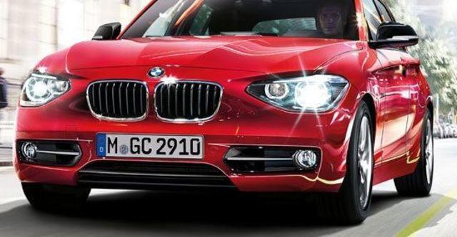 2012 BMW 1-Series 116i  第1張相片