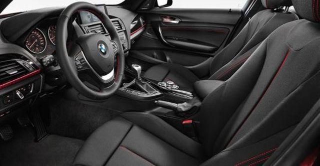 2012 BMW 1-Series 116i  第8張相片