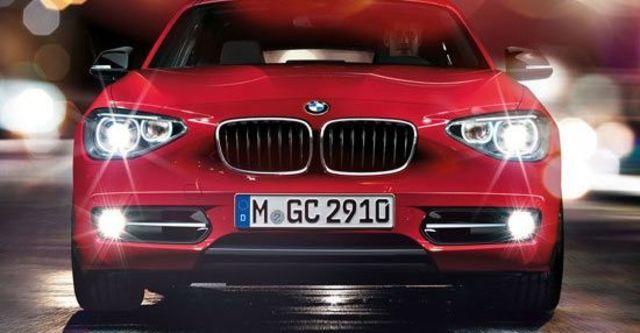 2012 BMW 1-Series 116i  第12張相片
