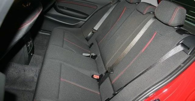 2012 BMW 1-Series 118i Sport Line  第9張相片