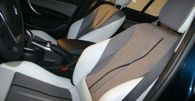 2012 BMW 1-Series 120d Urban Line  第5張相片